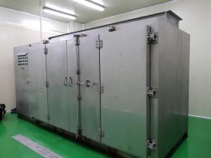 关于速冻机的保养方法