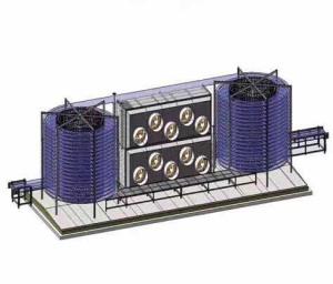 速冻机的工作原理及主要特点